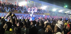 Katon rouj pou gouvenman Martelly nan defile kanaval Okap 2013 Arton14089