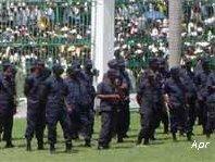 Mario Andresol expose le processus d'assainissement de la Police Nationale Arton6903