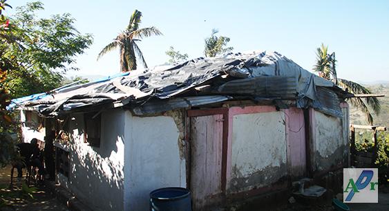 Haiti matthew reconstruction la grande anse peine encore for Acheter une maison en haiti